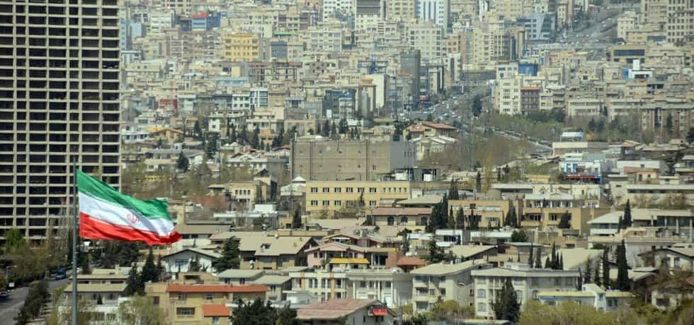 Teherán (Zdroj: Flickr Chris Brady)
