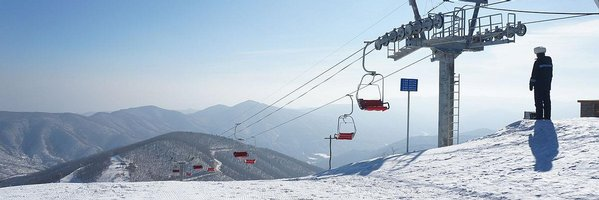 Turisty v KLDR vozí rakouská lanovka. Ukazuje bezzubost sankcí
