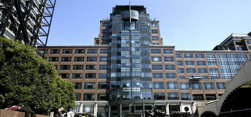 Sídlo EBRD v Londýně