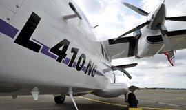 Výrobce letadel Aircraft Industries čelí insolvenci, dluží přes 400 milionů