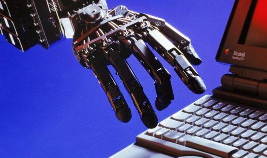 robot, ilustrační foto