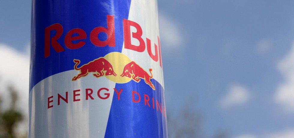 Red Bull (ilustrační foto)