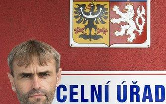 Andrejův Robert. Bývalý policista Šlachta by větší pravomoci celníků nepochybně uvítal.