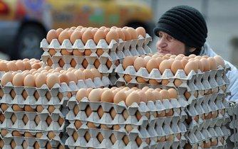 Prodej vajec
