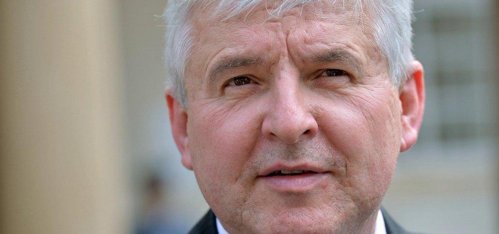 Nový člen bankovní rady Jiří Rusnok