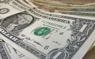 Dolar, ilustrační foto