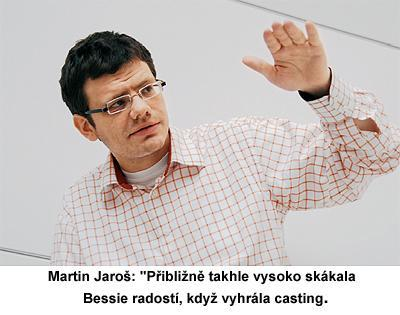 Martin Jaroš Strategie