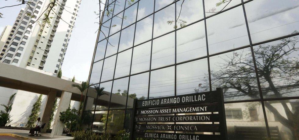Sídlo kanceláře Mossack Fonseca na Panamě