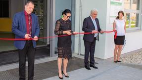 Slavnostní otevření nového pavilonu Nemocnice Šumperk