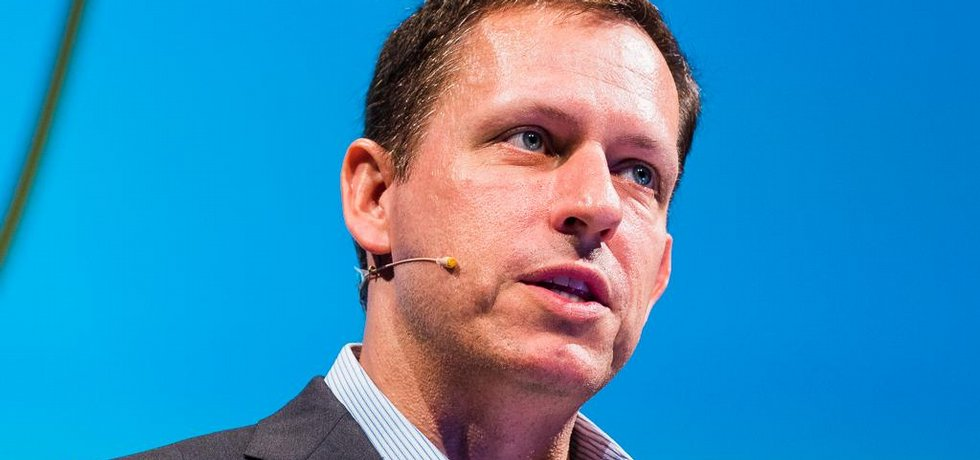 Zakladatel Palantiru Peter Thiel (Zdroj: Heisenberg Media, Flickr.com, CC BY 2.0)