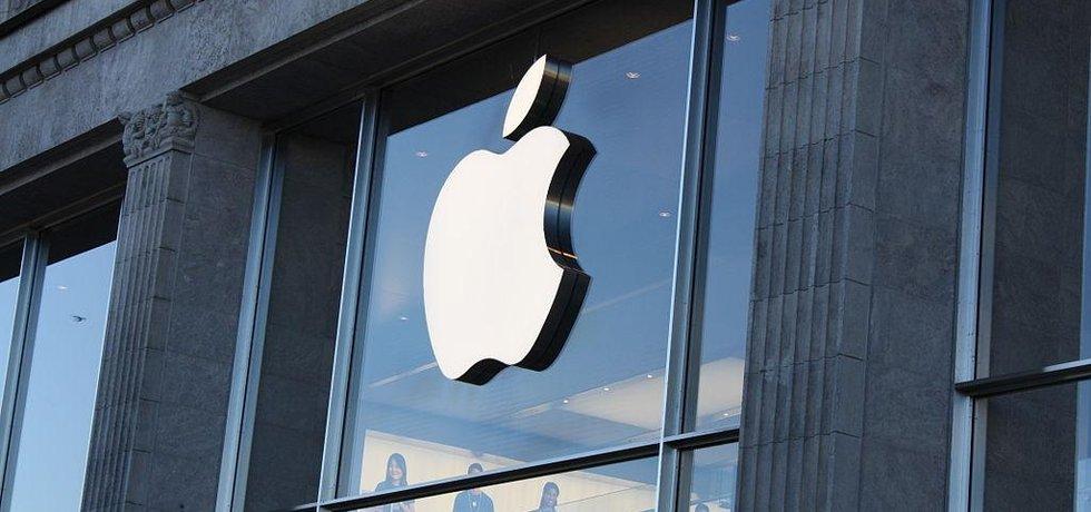 Apple, ilustrační foto (Autor: Michael Movchin, CC BY-SA 3.0, WikimediaCommons)