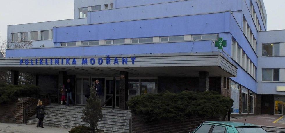 Poliklinika Modřany