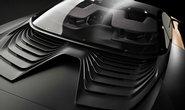Studie Peugeot Onyx (Foto AutoRevue a Peugeot)