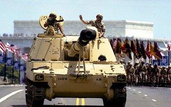 Americká houfnice M109 Paladin