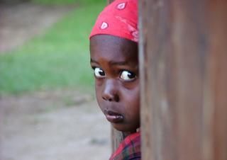 dítě, Afrika, chudoba