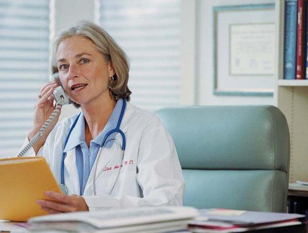 lékařka, odrinace, praktik