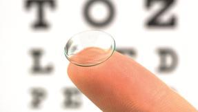 *oftalmologie, oči, kontaktní čočky