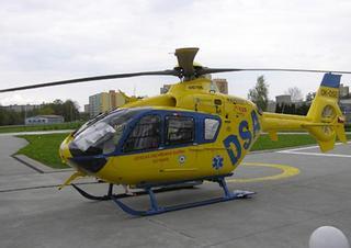 vrtulník, DSA, helikoptéra, záchranná služba, záchranka