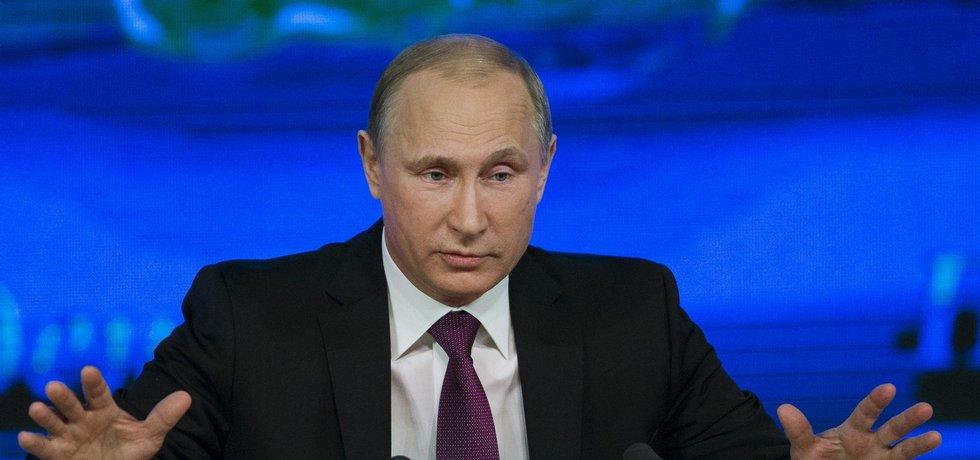 Vladimir Putin (Zdroj: čtk)