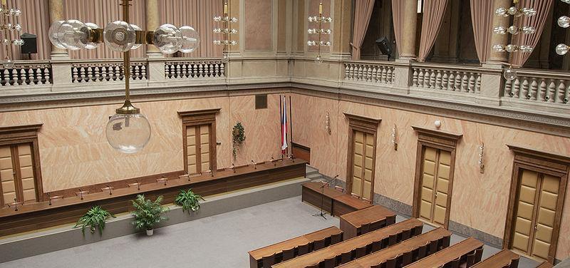 ústavní soud,
