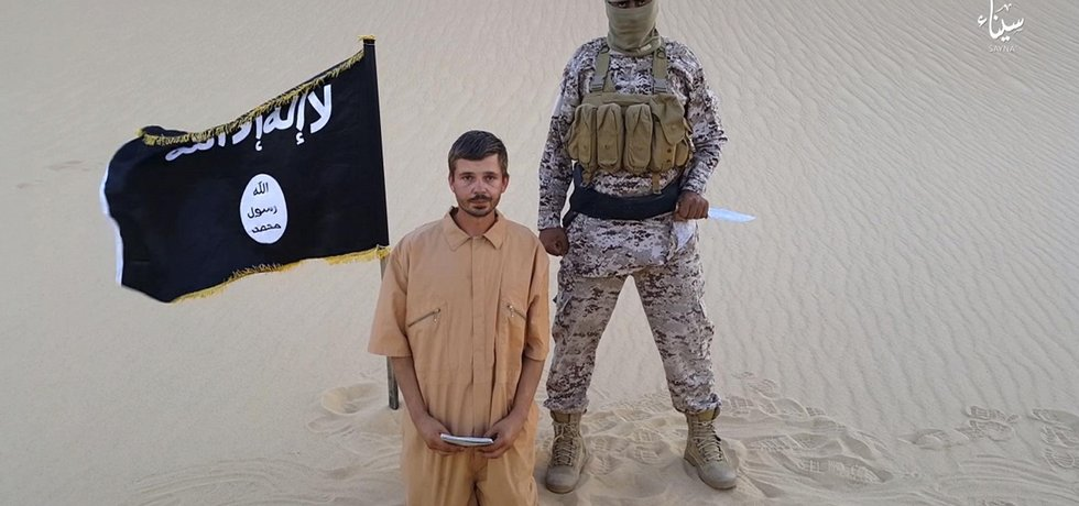 Chorvatský rukojmí Tomislav Salopek, kterého zavraždil Islámský stát