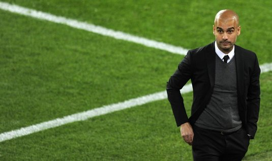 Dosavadní trenér FC Barcelona Josep Guardiola