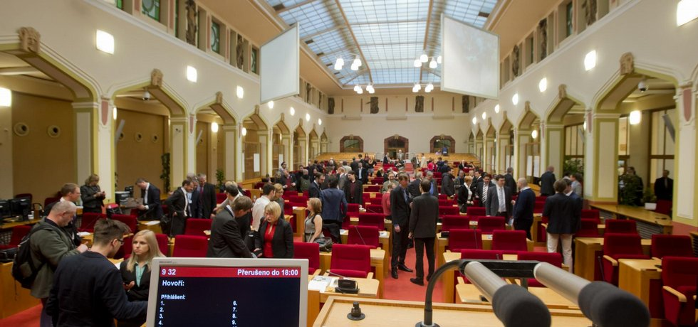 Zasedání pražských zastupitelů