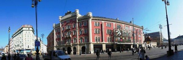 Miliardový obchod v centru Prahy: prodal se zbylý podíl v Palladiu