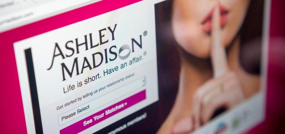 Ashley Madison, seznamka pro nevěrné