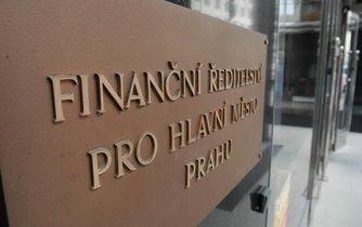 Ředitelství finančního úřadu v Praze