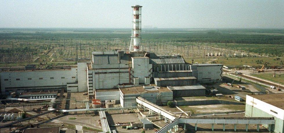 Černobyl (Zdroj: ČTK)