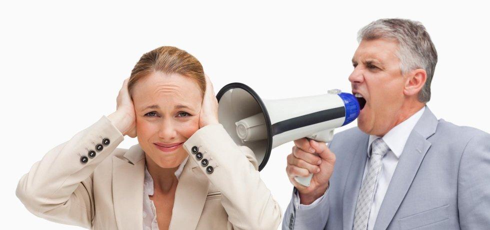Těm, kteří jsou nespokojení v práci vadí ve více než třetině případů šéf. (Foto: ČTK)