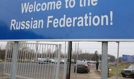 Hraniční přechod do předsunuté ruské enklávy Kaliningradu (ilustrační foto)