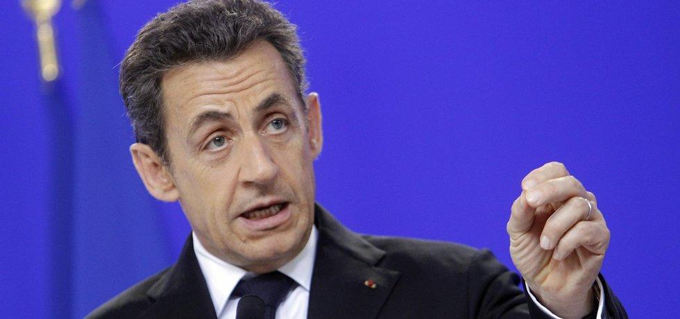 Nicolas Sarkozy (Zdroj: ČTK)