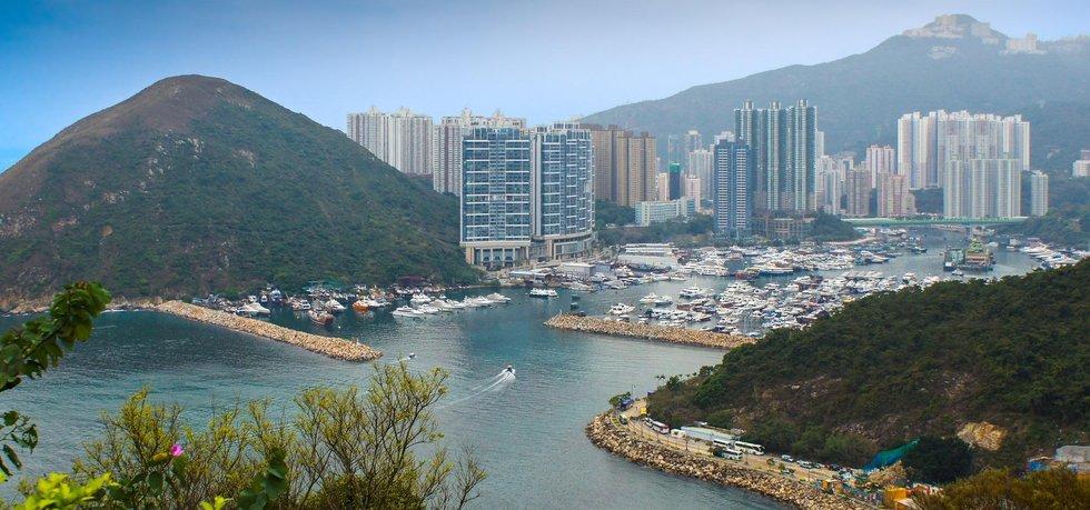 Hongkong. Zdroj: Pixabay.com