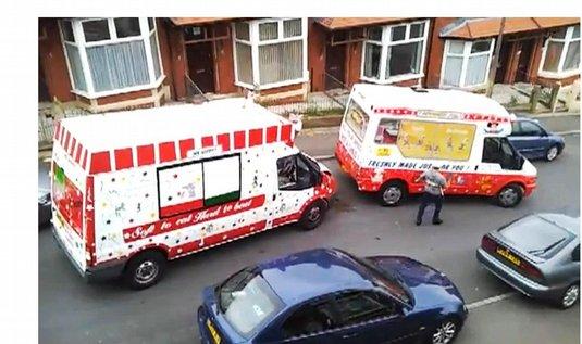 válka zmrzlinářů v Británii