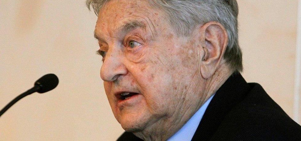 Současná dluhová krize v Evropě je nebezpečnější než světová finanční krize v roce 2008, myslí si známý americký miliardář a investor maďarského původu George Soros.