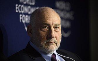 Ekonom a nositel Nobelovy ceny za ekonomii Joseph Stiglitz