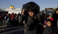 Řecko zadrželo dva Syřany s falešnými českými pasy, chtěli do Ženevy