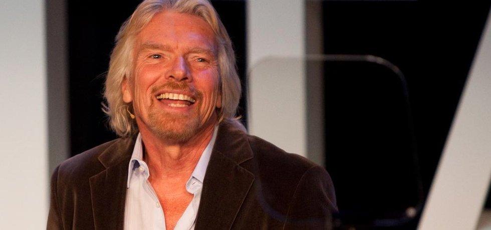 Richard Branson (Autor: Jarle Naustvik, CC BY 2.0, Flickr)