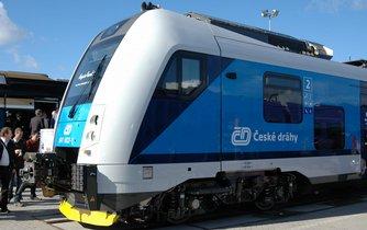 Již brzy zamíří do provozu další regionální vlaky pro České dráhy, které ponesou také zvířecí jméno, v tomto případě RegioPanter.