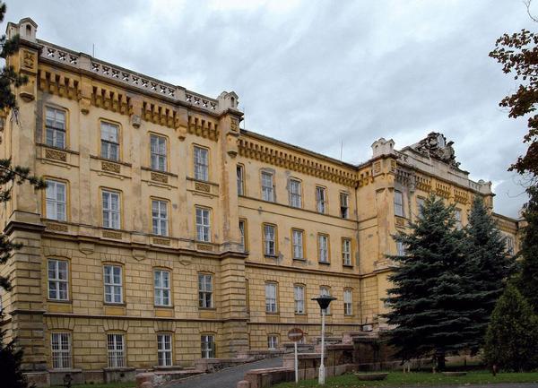 Institut psychiatrie a neurologie, druhá největší budova v Budapešti (1868), prodána developerům k 31. 12. 2008, 840 pacientů bylo propuštěno, institut zrušen.
