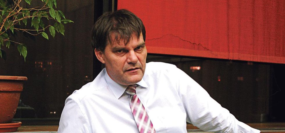Rudolf Jindrák