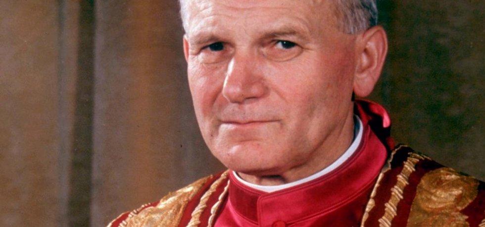 Bývalý papež Jan Pavel II.