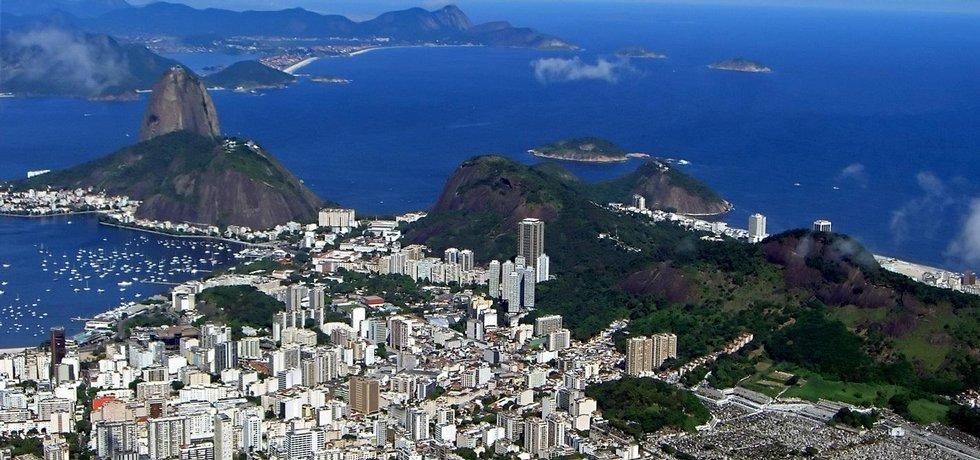 Brazilské Rio de Janeiro