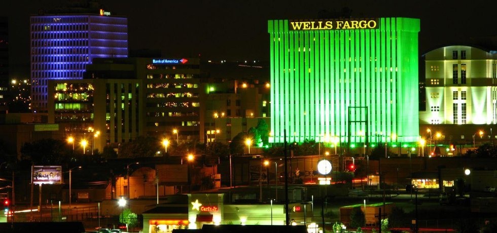 Banka Wells Fargo (Zdroj: Wikimedia Commons)