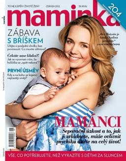 Maminka - aktuální číslo časopisu