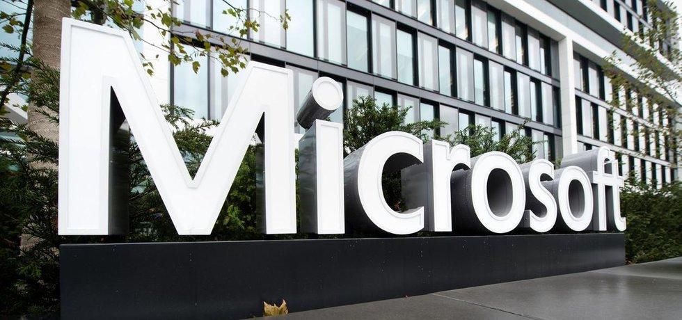 Evropská centrála společnosti Microsoft v německém Mnichově