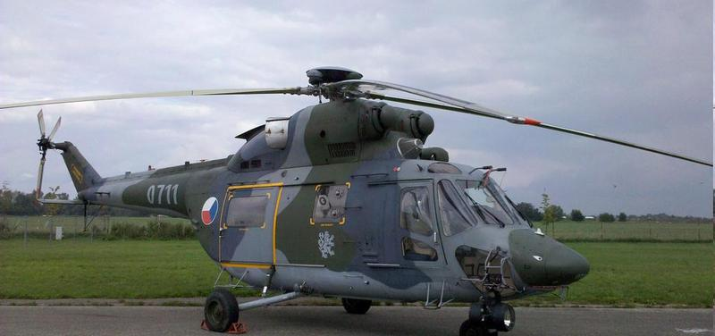 Helikoptéra, vrtulník, letecká záchranná služba, W3-A Sokol