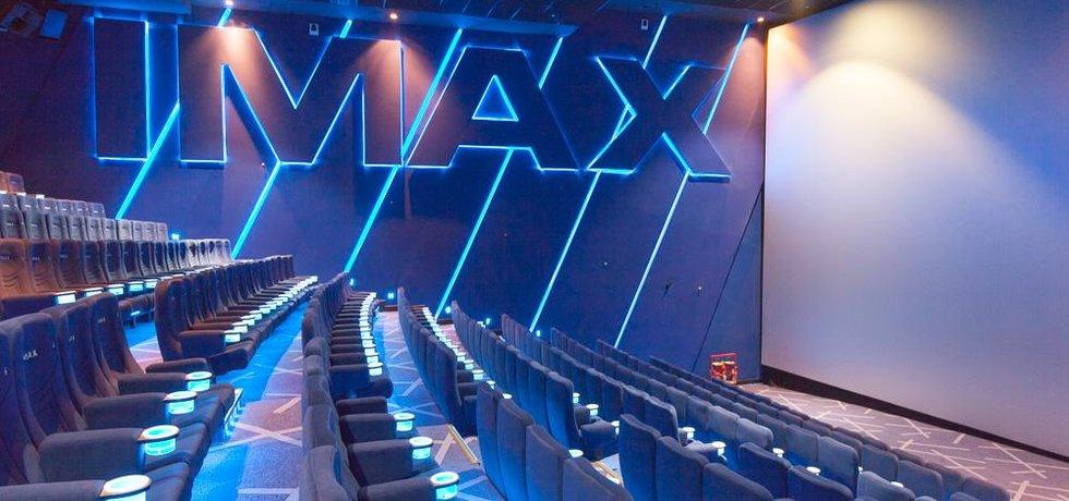 Kinosál IMAX - ilustrační foto (Autor: VR Bengaluru via Wikimedia Commons; CC-BY-SA-4.0)